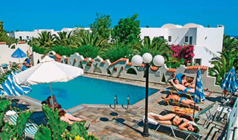 Appartementen Anna Maria - Anissaras - Heraklion Kreta